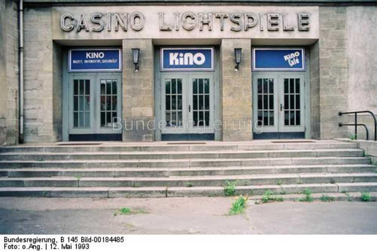 Casino Lichtspiele Meiningen Offnungszeiten